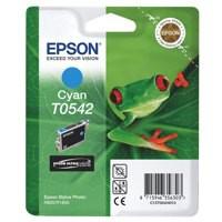 Epson Stylus Photo R800 Inkjet Cartridge Cyan 13ml T0542 C13T054240
