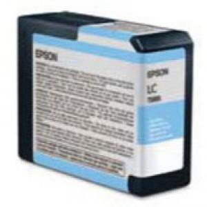 Epson Stylus Pro 3800 Inkjet Cartridge Light Cyan C13T580500