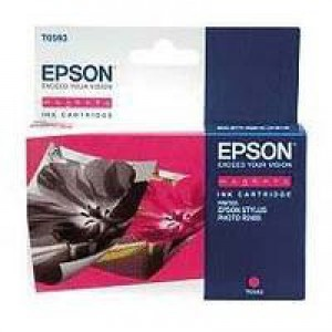 Epson Stylus R2400 Inkjet Cartridge Magenta 13ml T0593 C13T059340