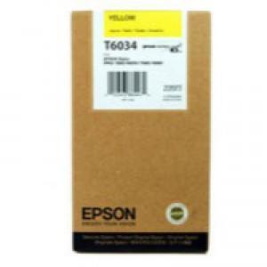 Epson SP-78X0/98X0 Inkjet Cartridge High Yield Yellow C13T603400
