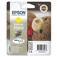 Epson Stylus D68/88 DX3800/4800 Inkjet Cartridge Yellow 8ml T0614 C13T061440