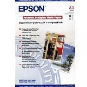 Epson A3+ Archival Matt Paper Pack of 50 C13S041340