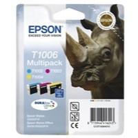EPSON SX600FW 3 COLOUR MULTIPACK