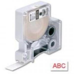 Dymo 2000/5500 Tape 19mm Red/White 45805 S0720850