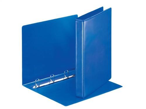 Esselte Presentation 4D-Ring Binder 25mm A4 Blue 49732