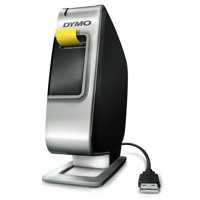 Dymo Plug N Play Label Machine USB Lithium-ion Battery D1 Prints 2 Lines Ref S0915390