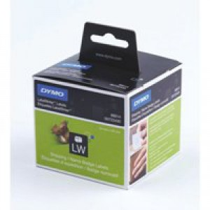 Dymo Shipping/Name Badge Label 54x101mm Pack of 220 99014 S0722430