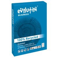 Evolution Business Paper A4 120gsm White Pack of 250 EVBU21120