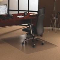Floortex Polycarbonate Carpet Chairmat 1210x1520mm 1115223ER