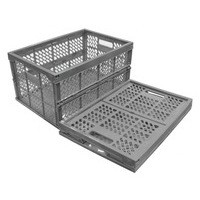 GPC Box for Folding Trolley Grey 359287