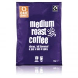 Cafe Direct Medium Roast Coffee Sachet 60gm Pack of 45 TW112015