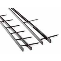 Acco GBC Surebind Strips 25mm Black Pack of 100 1132850