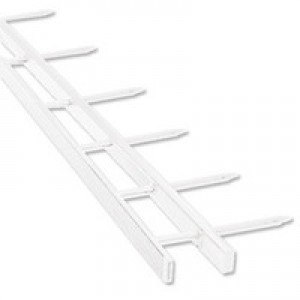 Acco GBC Velobind Strip White Pack of 25 9741639