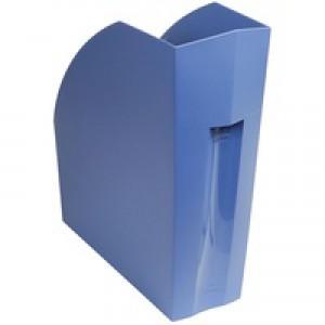 Forever Magazine Rack Blue 180101D