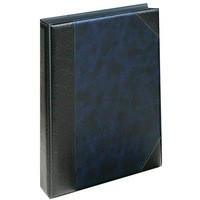 Image for Goldline Telephone Address Book A5 Blue DTAA5/BL
