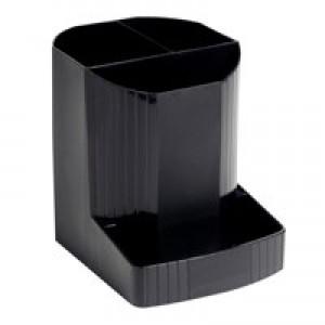 Forever Pen Pot Holder Black 675014D
