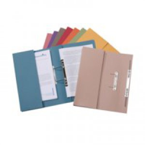 Guildhall Pocket Spiral File Blue