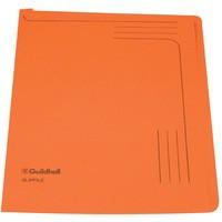 Guildhall Slipfile 12.5x9 inches Orange 14607