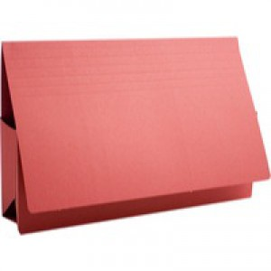 Guildhall Probate Wallet Foolscap Red PRW2