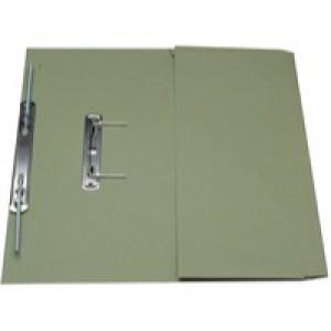 Guildhall Transfer Spring Pocket File Green 349-GRN