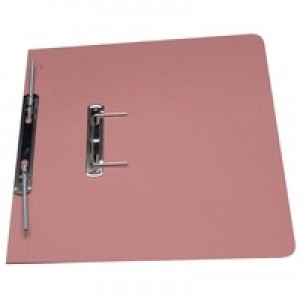 Guildhall Super Heavyweight Spiral File Pink 211/7006