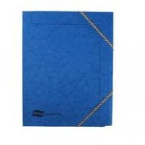Europa Portfolio File Dark Blue 4755