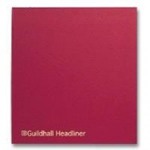 Guildhall Headliner Book 80 Pages 298x273mm 48/4-12