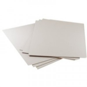 Goldline Mounting Board A1 1250micron White GMB-119