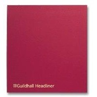 Guildhall Headliner Book 80 Pages 298x405mm 68/26