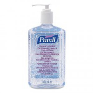 Purell Hygienic Hand Rub 350ml Bottle 9659-12-Eeu00