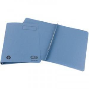 Elba Ashley Flat Bar File Foolscap Blue 100090154