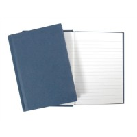 Image for Manuscript Book Casebound 70gsm Ruled 190 Pages A4 [Pack 5]