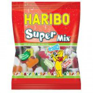 Haribo Supermix 160g Bag Pk12 72773