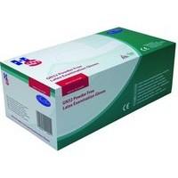Handsafe Powder-Free Latex Gloves Large Pack of 100 Natural GN32