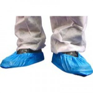 Shield Overshoes 16 inch Pack of 2000 Blue DF01/16