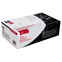 Speciality Black Nitrile Gloves Medium