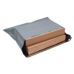 Grey Opaque Polythene Mailing Bag 595x430mm Pk250 HF20236