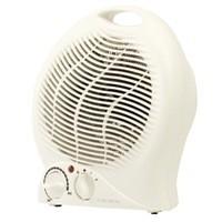2Kw Upright Fan Heater White CRHUF04/H