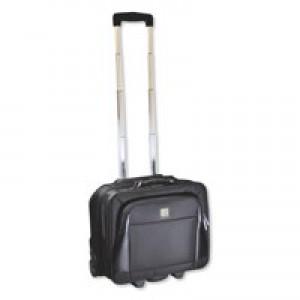 Monolith Motion Wheeled Laptop Case Black 3005