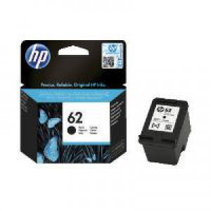 HP 62 Ink Cartridge Black C2P04AE