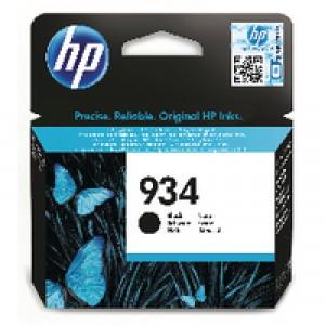 HP Inkjet Cartridge 10ml Black No.934 C2P19A