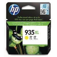 HP Inkjet Cartridge 9.5ml Yellow No.935XL C2P26A