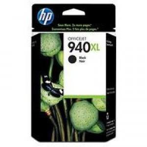 Hewlett Packard No940 XL Ink Cartridge Black OfficeJet Pro 8000/8500 C4906AE