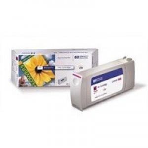 Hewlett Packard No83 UV Inkjet Cartridge Magenta C4942A
