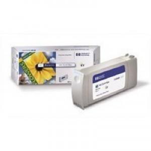 Hewlett Packard No83 UV Inkjet Cartridge Light Cyan C4944A