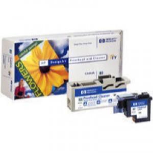 Hewlett Packard No83 UV Print Head and Cleaner Light Cyan C4964A