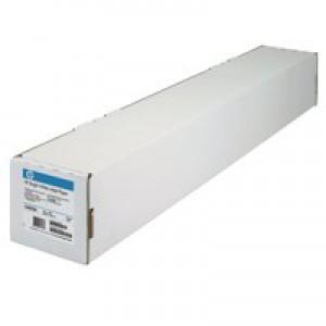 Hewlett Packard Bright White Inkjet Paper 610mm x45 Metres 90gsm C6035A