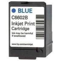 HP 1.0 EPOS Inkjet Print Cartridge Blue C6602B
