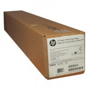 Hewlett Packard Bright White Inkjet Paper 90gsm 914mm x91 Metres C6810A