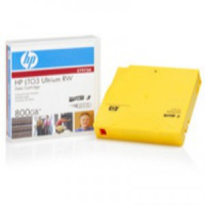 Hewlett Packard Ultrium 800Gb Rewritable Data Cartridge C7973A